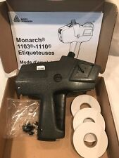 Monarch 1110 Label Sticker-Price-Gun-New-in- Box-with-Instructions w/ 3 label rls