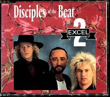 2 EXCEL - DISCIPLES OF THE BEAT - CD MAXI [2419]