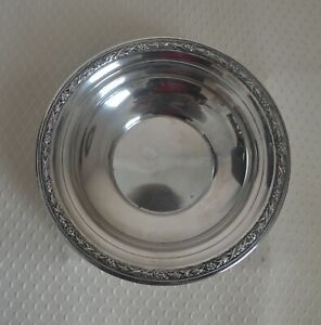Wallace Sterling Silver  Bowl