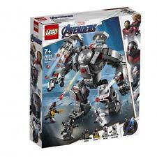 LEGO® - Sets - Marvel Super Heroes - 76124 - War Machine Buster