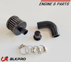 CCV Crank Case Vent Reroute Filter Kit For 07.5-17 Dodge 6.7 Cummins Diesel
