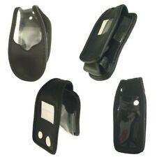 Custodia Cellulare in Vera Pelle con Clip da cintura per Sony/Ericsson w550i, w600i