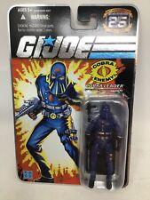 GI Joe 25th Anniversary Hooded Cobra Commander Leader Sealed