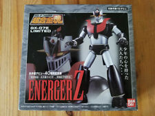 Energer Z Soul Of Chogokin GX-07E Limited Bandai