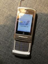 LG U970 Silver  (Locked To 3G Network)
