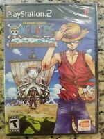 One Piece Grand Adventure SONY PLAYSTATION 2 PS2 NEW FACTORY SEALED FREE S/H