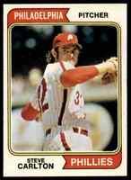 1974 Topps Steve Carlton NICE Phillies #95 *Noles2148*