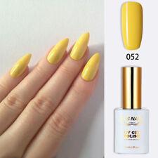 RS Nail UV LED Gel Nail Polish Varnish Soak Off 0.5fl.oze Yellow Colour 052 New