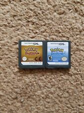 Pokemon: Heart Gold and Soul Silver DS Games