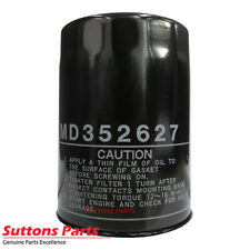 NEW GENUINE MITSUBISHI OIL FILTER PART MD352627