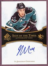 07 08 SP AUTHENTIC SIGN OF THE TIMES JONATHAN CHEECHOO