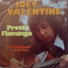 "7""60s CV MANFRED MANN ! JOEY VALENTINE Pretty Flamingo"