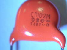 cd102m4kv 1000pf4kv 102-4kv 1000pf-4kv CD102M  (FOR 6PCS)