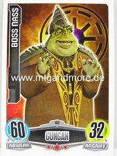 Force Attax Movie Card - Boss Nass #102