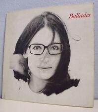 """33 tours Nana MOUSKOURI Disque LP 12"""" BALLADES - PHILIPS 6399 397 Frais Rèduit"""