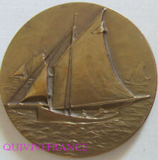 MED11003 - MEDAILLE YACHTING VOILE par RASUMNY