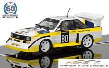 C3828a Scalextric 60th Anniversary - 1980 - Audi Sport Quattro S1 E2 - New