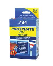 API phosphate eau liquide Test Kit For Freshwater and Marine Aquariums PO4