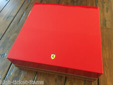 Genuine Ferrari Cigar Box Limited Edition Super RARE Sold Out Collectors item!