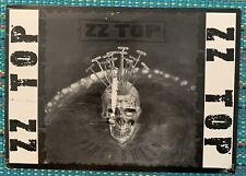 Zz Top Promo Postcard Pincushion Song From The Antenna Album