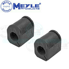 2x Meyle ARB Anti Roll Bar Bushes Front Axle Left and Right No: 16-14 615 0004