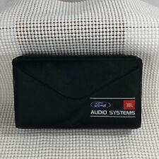 Ford Audio Cassette Jbl Custom Cleaning Kit Oem Audio Systems Demonstration