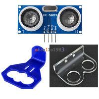 Cartoon Ultrasonic HC-SR04 Module Sensor Mounting Fixed Bracket for HC-SR04 Car