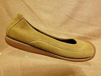 Keen Women's Shoes Brown Suede Slip On Flats Casual Walking Hiking Loafers Sz 7
