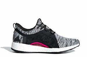 adidas WOMEN RUNNING PUREBOOST X SHOES BB6544