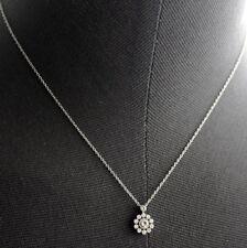 TIFFANY & Co Platinum & Diamond Pendant .50 TCW