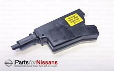 Genuine Nissan 350Z 2003-2009 Fuel Lid Door Opener Actuator NEW OEM 78850-CD06A
