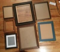 ☆ eStatE sALe ☆ HUGE LOT #2 oF picture fRames foR sTudio artists & phoTogRaphy