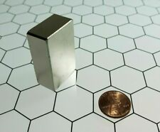 1-10 pc 40mm x 25mm x 14mm  N52 Strong Block Rare Earth Neodymium Magnet