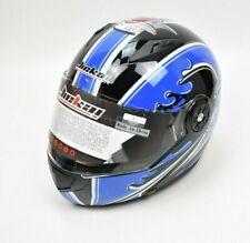 JIEKAI Motorradhelm Motorrad Helm Schutzhelm Sturzhelm Klapphelm Größe L