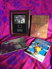 Monty Python And The Holy Grail Collectors Edition Dvd, Senitype, Book Photo Set