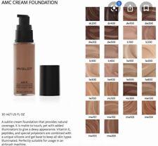 Inglot AMC Cream Foundation 30ml MW105 Brand New