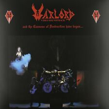 WARLORD-AND THE CANNONS OF DESTRUCTION HAVE BEGUN? (LIMITED LP) 3 VINYL LP NEW+