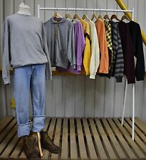 JOB LOT X10 Vintage Mixed Sweatshirts / Jumpers (55)