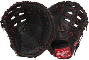 "Rawlings R9YPTFM16B 12"" R9 Gold Glove Baseball First Base Mitt Narrow Fit Youth"