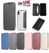 """PU Leather Wallet Flip Case Silicone Case Cover for iPhone X / 7 /8 4.7""""/ 8 Plus"""