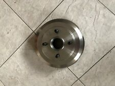 FORD FOCUS MK 1  98-05 ONE REAR BRAKE DRUM WITH FITTED BEARING WILL FIT RH OR LH