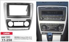 CARAV 11-258 2-Din Marco Adaptador Kit de instalación de radio SKODA Octavia