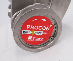 Procon Series 6 106N360F11XX Bolt-On Pump 6GPM  Stainless