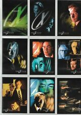 Tradingcards - The X-Files - Movie - Komplett Set von 1998