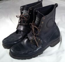 Vtg Ralph Lauren Polo Country Dry Goods Ranger Boots Men's Size 9