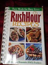RushHour Recipes PB spiral 2005