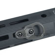 Gun Sling Mount Swivel Adapter for Keymod M-Lok MP MOE Handguard Rail