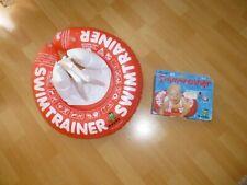 Freds Swim Academy  Schwimmtrainer Classic 3 Monate bis ca. 4 Jahre rot OVP