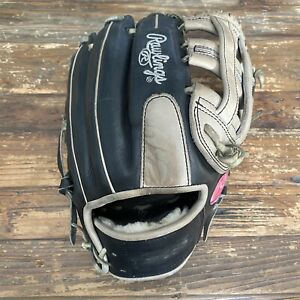 "Rawlings Pro Preferred PROS1006B 12 1/4"" Baseball Glove Rare Grey Eagle"