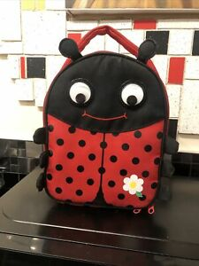 Thinsulate 3D Ladybird Lunch Bag